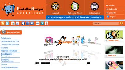 http://www.pantallasamigas.net/