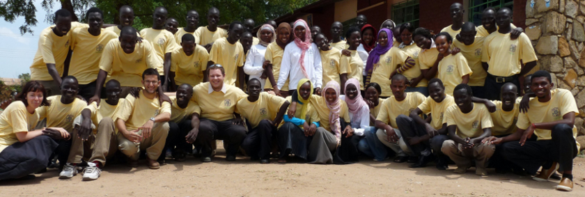 Southern Sudan Medical Education Collaborative