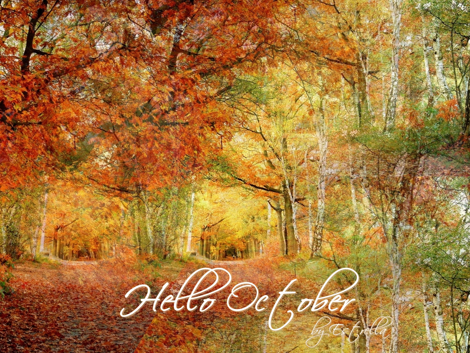 Hello October Quotes. QuotesGram
