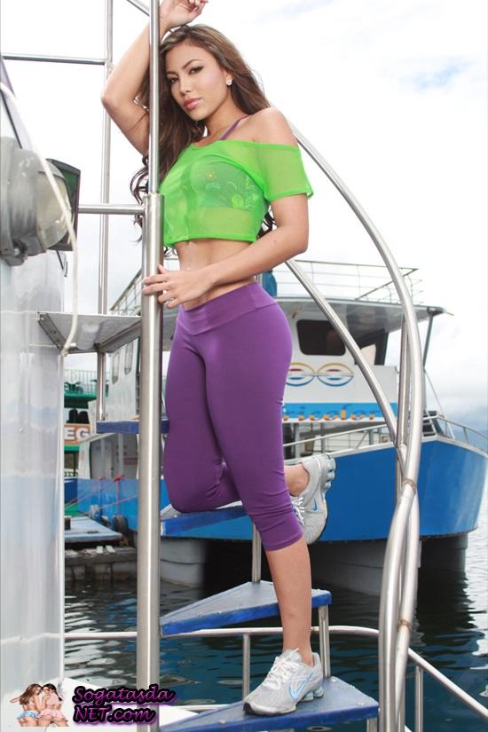 Modelo Colombiana Sandra Castanho - foto 26