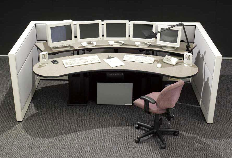 .com For Business Office Furniture: Control Room Furniture