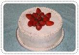 hazelnut kek /italian buttercream