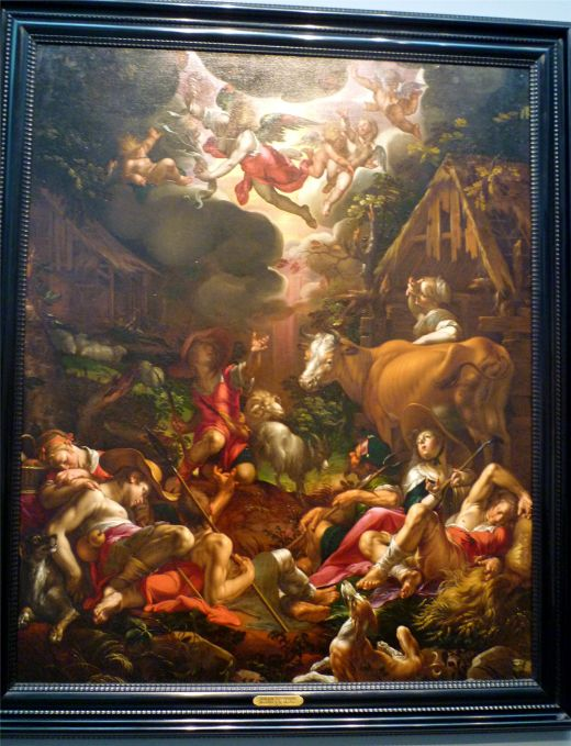 Annunciation of the Shepherds