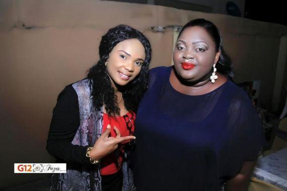 Eniola Badmus birthday party