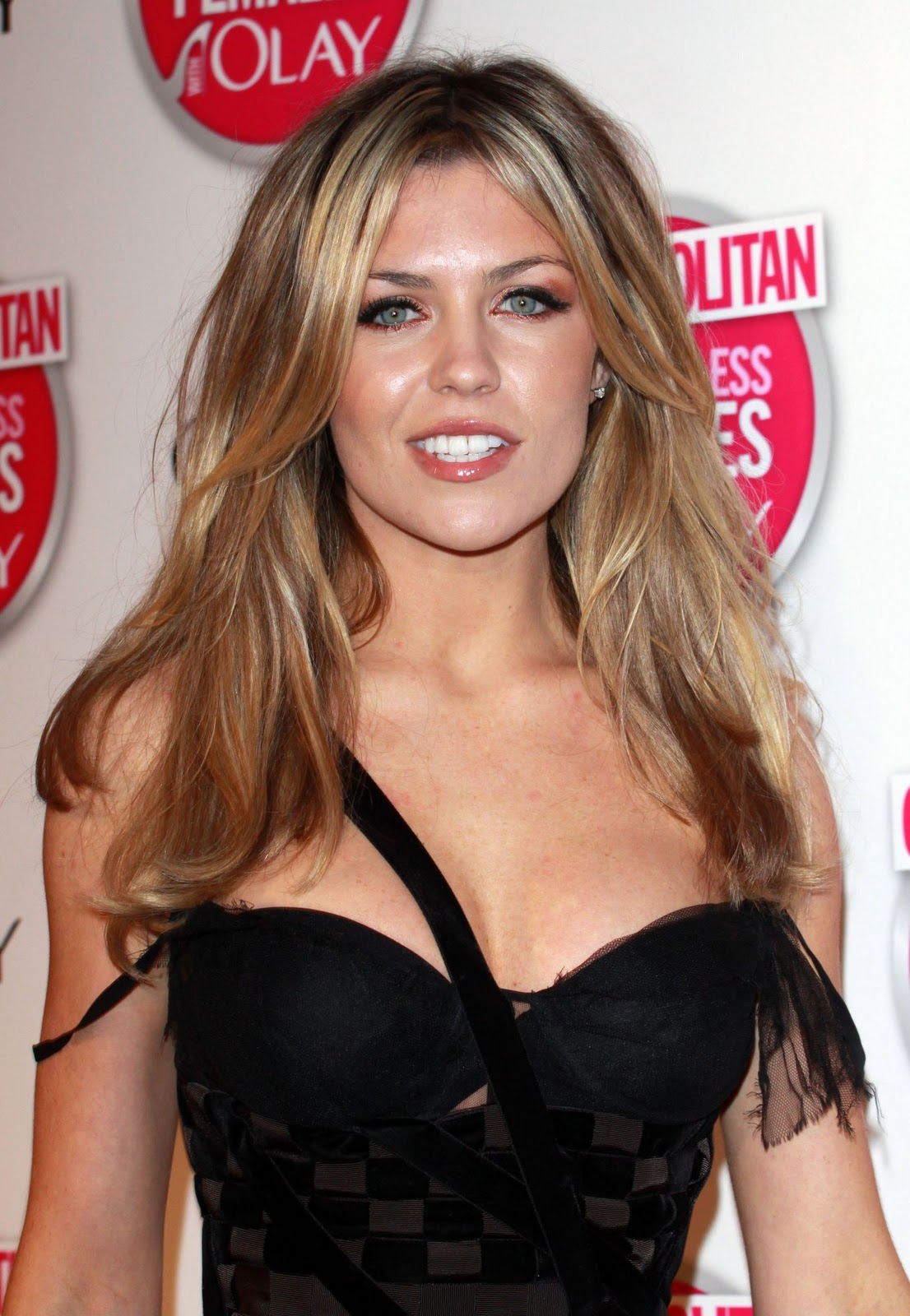 Abbey Clancy Hairstyles