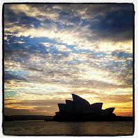 2012: a trip to sydney