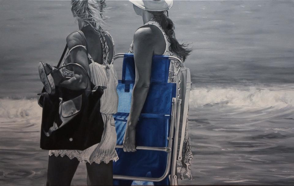 nuncalosabre.Pintura | Painting - ©Marta Penter