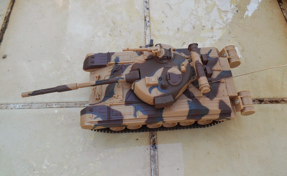 maquetismo militar carro de combate