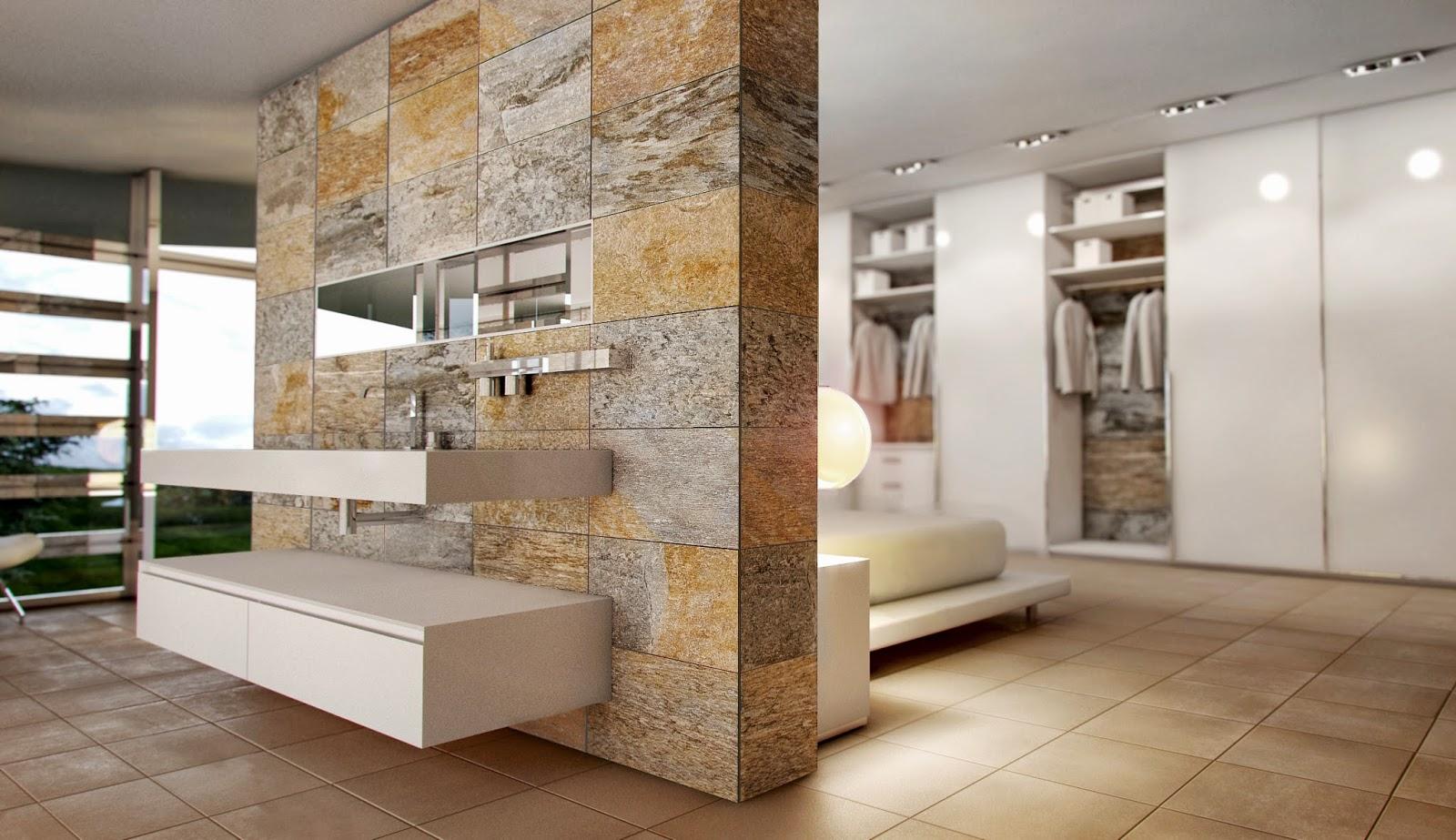 B gutier interiorismo y decoraci n cuartos de ba o - Parquet para banos ...