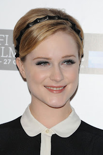 Short hairstyle Inspiration From Celebrity Evan Rachel Wood