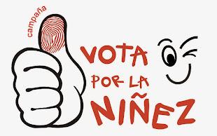 Vota por la Niñez