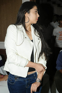 Actress Charmi Kaur Pictures in Jeans at One by Two Movie Celetes 20 Years Event 0127