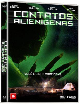 Filme Poster Contatos Alienígenas