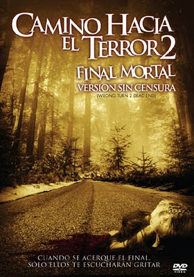 Camino Hacia El Terror 2 – DVDRIP LATINO
