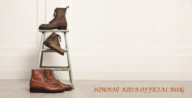 Hiroshi kida Official Blog