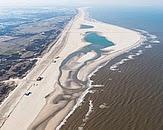 Foto cover Zandmotor Delflandse kust: een blik op 2,5 jaar bouwen met de natuur