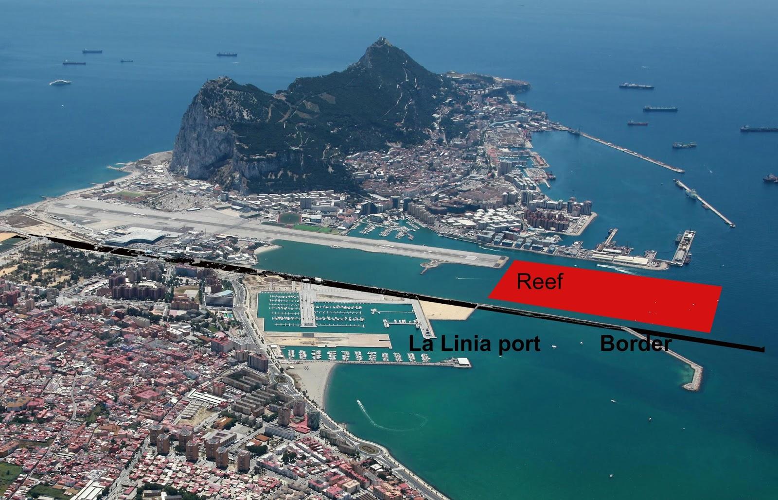 GeoGarage Blog Gibraltar Serves As Reminder Of Headaches