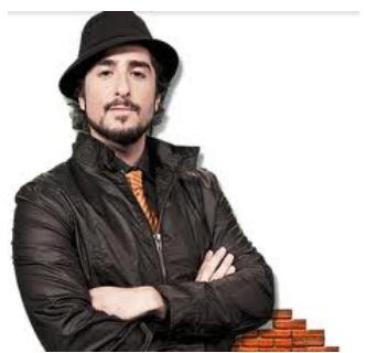 G Magazine Marcos Mion