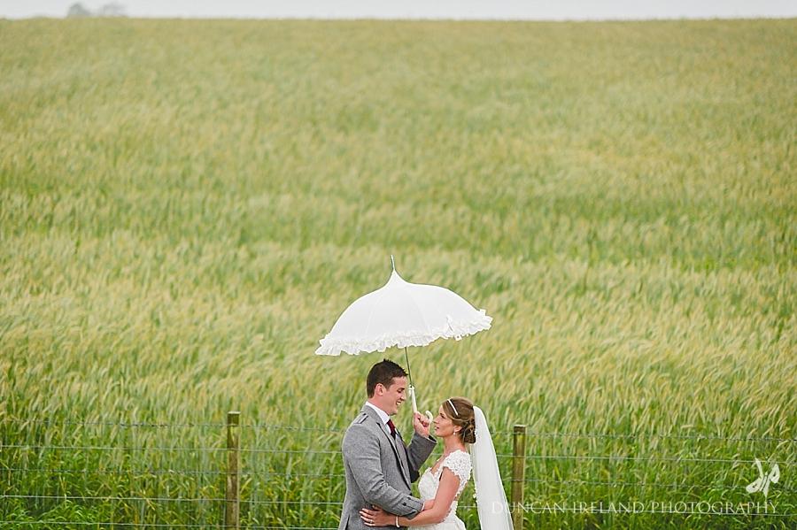 Scottish wet wedding