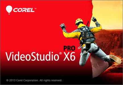 Corel VideoStudio Pro X6 v16.0.0.16 portable