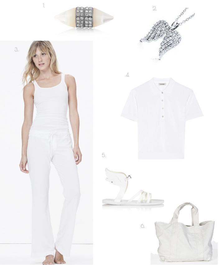 Cool Whites