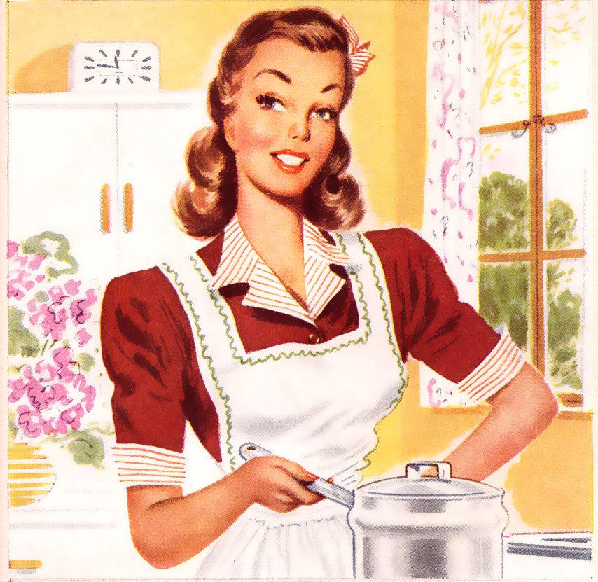 Картинки по запросу жінка домогосподарка png