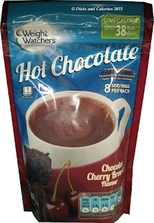 Weight Watchers Cherry Brownie Hot Chocolate
