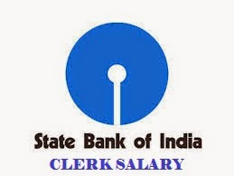 state bank of India clerk salary 2014