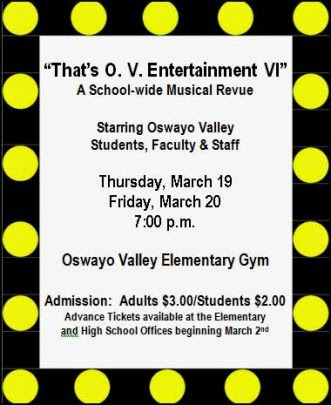 3-19/20 Oswayo Valley Musical