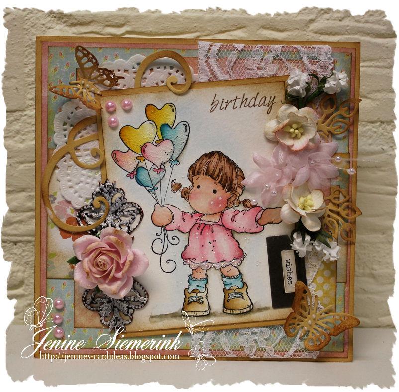 Excellent  Magnoliaatje uit de Sweet Crazy Love serie, Tilda with Heart Balloons 802 x 787 · 169 kB · jpeg