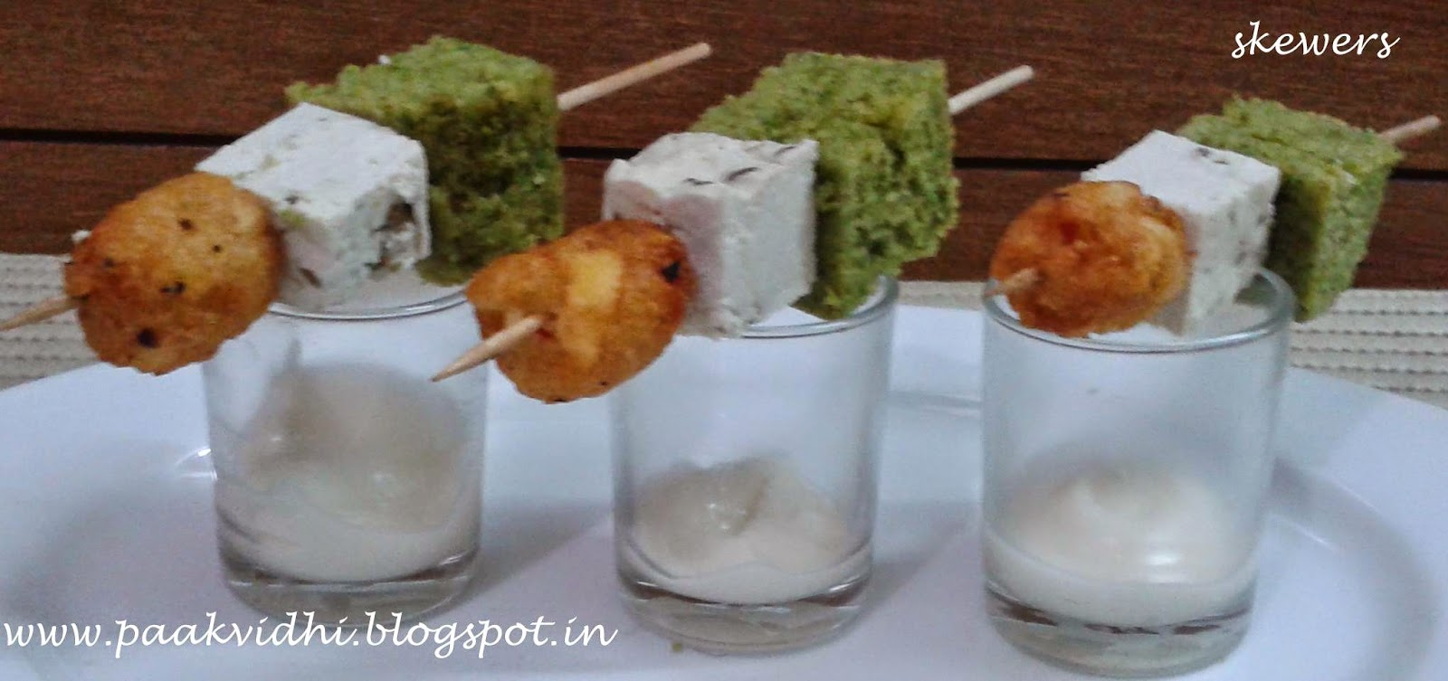 http://paakvidhi.blogspot.in/2014/07/snacks-skewers.html