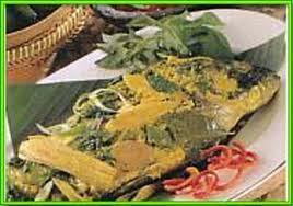 Resep Pepes Ikan Mas ( Sunda )