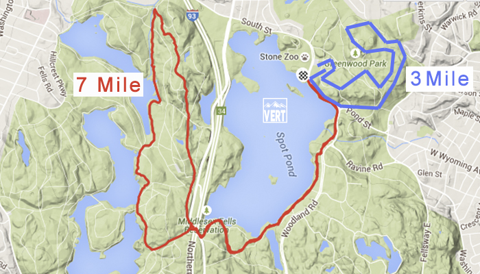 map of middlesex fells trails