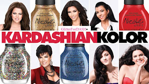 KardashianKolor by OPI (Nail Line Available at Wallmart)