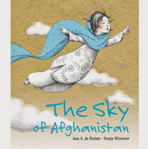 """The sky of Afghanistan"" Cuento de Luz 2012 · English, Spanish, Dari"