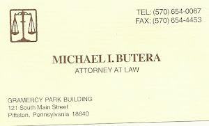 Michael I Butera Attorney At Law
