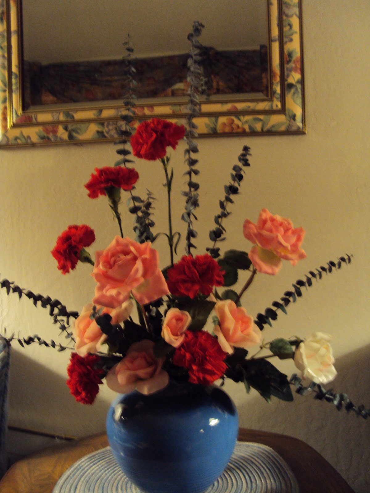 Floral Arrangement Silk Flowers The Art Of Events