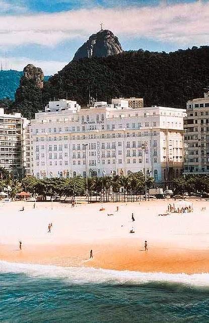 Copacabana Palace, Rio de Janeiro, Brezilya
