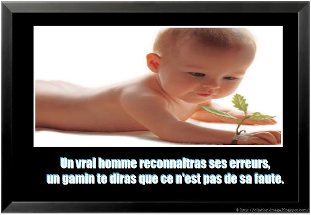 Citation et proverbe homme