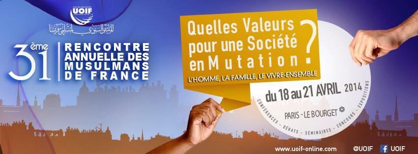 Rencontre Annuelle Des Musulmans De France Au Bourget