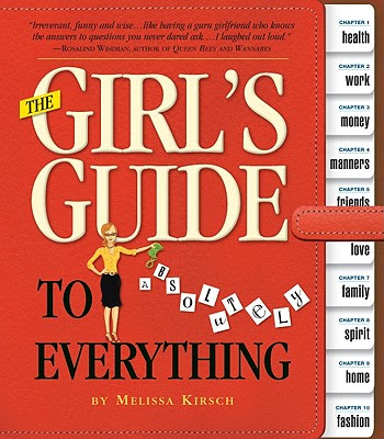 Cover art: Girl's Guide to Absolutely Everything