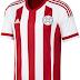 Adidas lança camisa titular da seleção do Paraguai