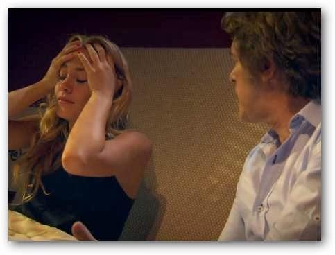 Lucía y Carla tendrán una profunda charla, allí Lucía le ...