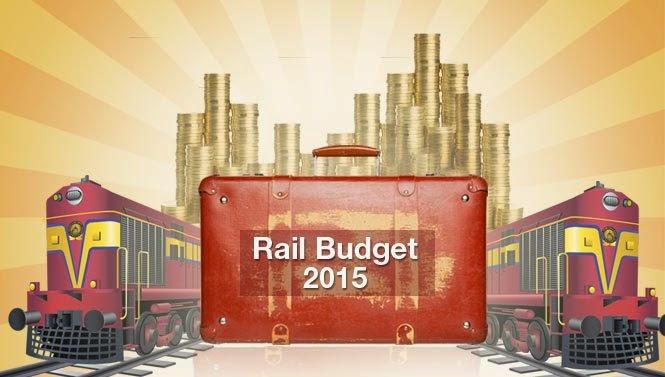 Railway Budget 2015