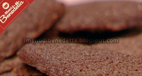 Lingue di Gatto al Cioccolato di Benedetta Parodi