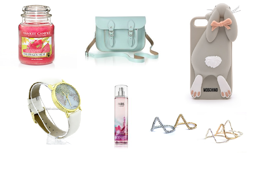 ebay bargains spring 2014 pretty pastel tumblr bath and body works yankee candle haul moschino hunger games cute