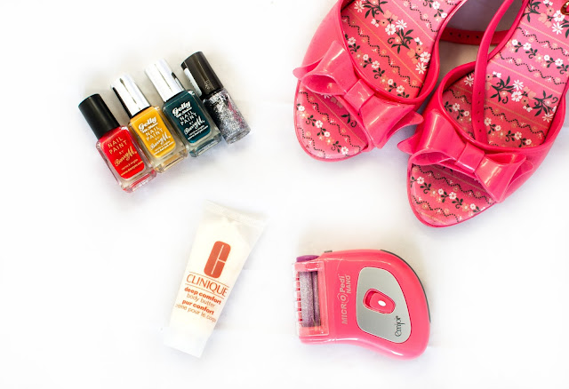 5 tips for the perfect at home mani pedi ft Micro Pedi Nano