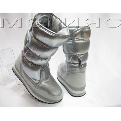 сребърно сиви апрески