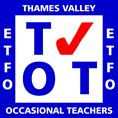 ETFO Thames Valley Occasional Teachers' Local