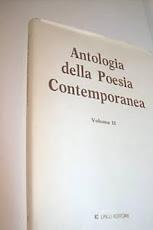 Antologia della poesia contemporanea